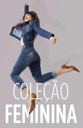 94d6fe618 Calça Jeans Feminina: Flare, Legging, Skinny e mais   Sawary