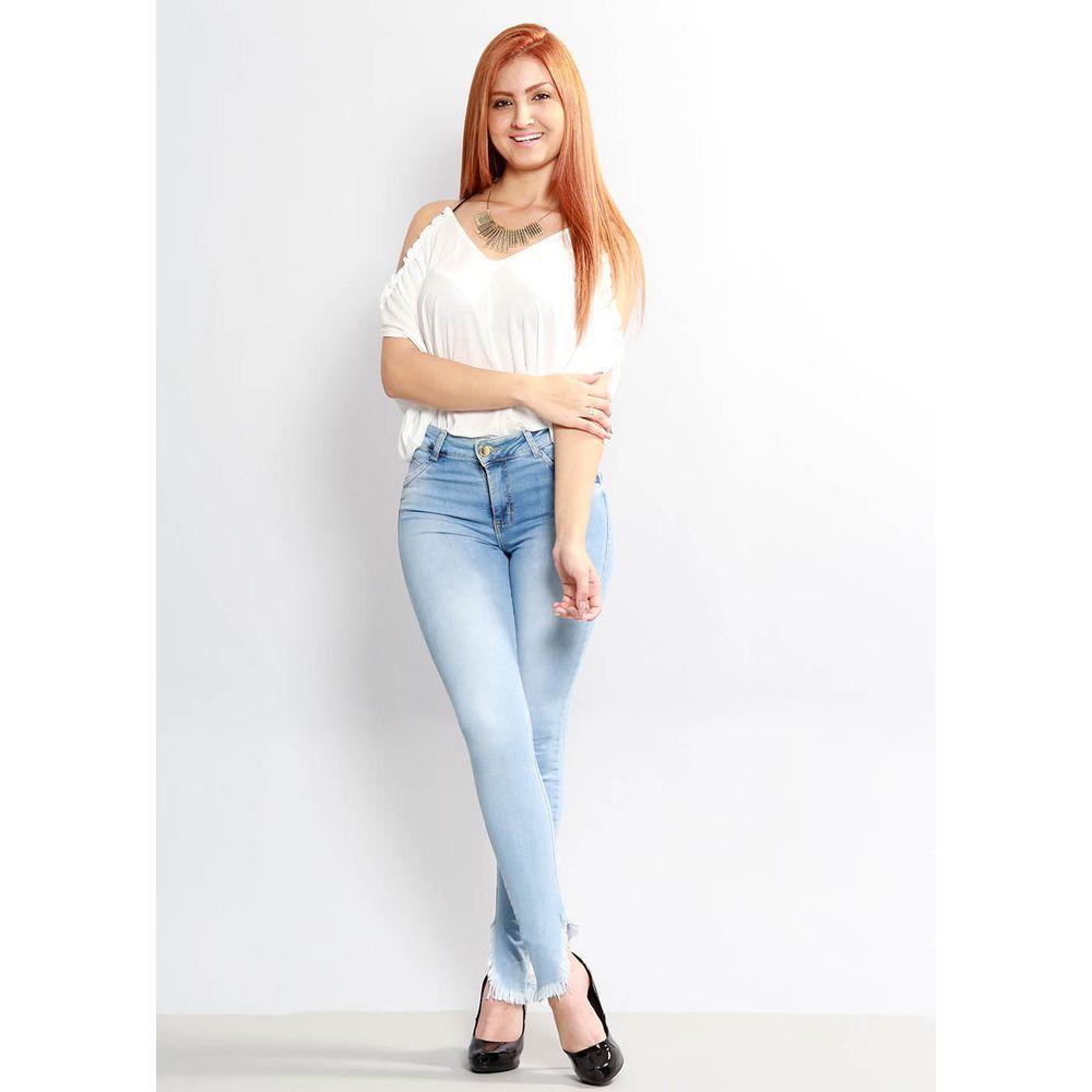 Cal a jeans feminina cigarrete up 250510 sawaryb2c for Jardineira jeans feminina c a