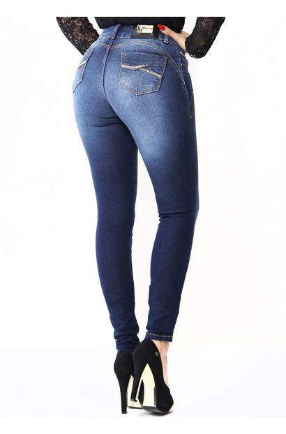 jeans com bojo sawary jeans
