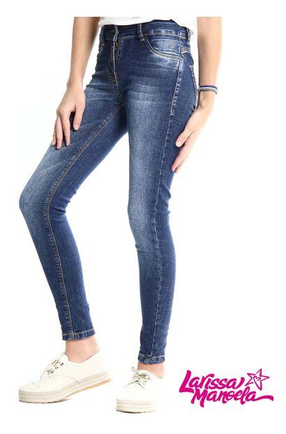 calca sawary  jeans larissa manoela