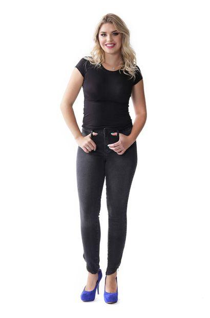 calca feminina sawary jeans