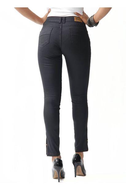 Calça Jeans Preta Sawary Jeans