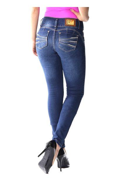 Calça Feminina Legging Modela e levanta Bumbum Sawary Jeans