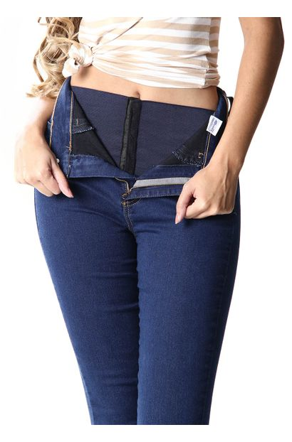 Calça jeans Femenina Legging Super Lipo - 253775