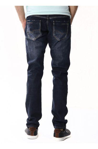 Calça jeans Masculina skinny - 253918