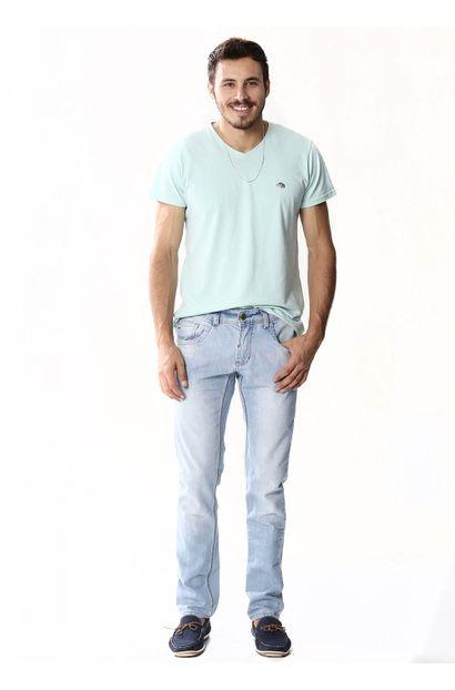 Calça jeans Masculina skinny - 253438