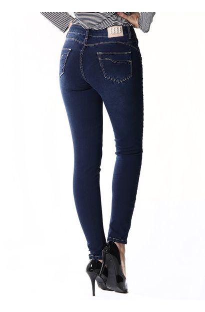 Calça Jeans Feminina cigarrete Push Up - 254034