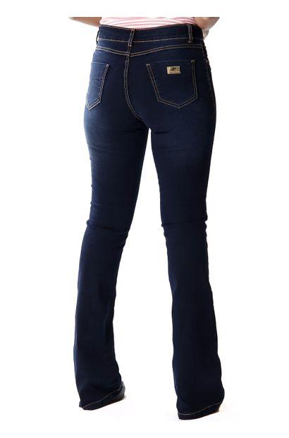 Calça Jeans Feminina Flare Boot Cut - 253927