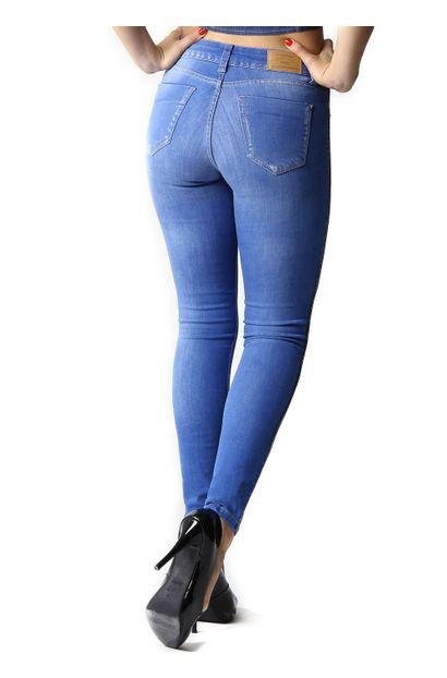 Calça Jeans Feminina Cigarrete - 253466