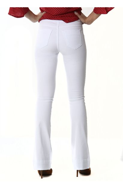 Calça Jeans Feminina Flare -253491