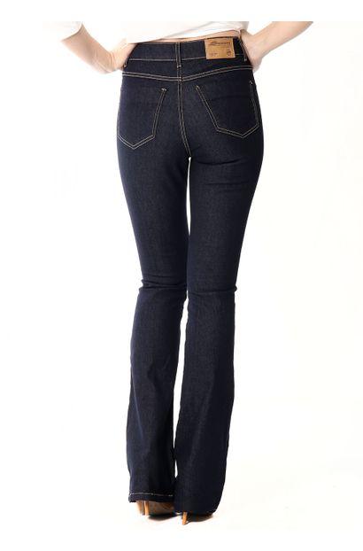 Calça Jeans Feminina Flare Boot Cut - 253794