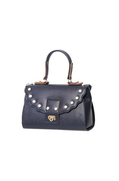 Bolsa Feminina Azul - 255061