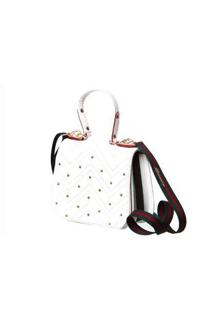 Bolsa Feminina Branca - 255066