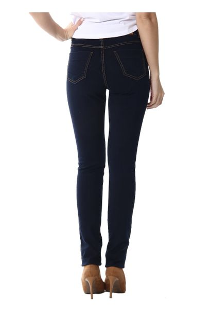 Calça Jeans Feminina Legging Hot Pants - 254293
