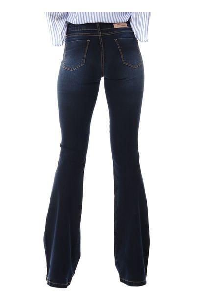 Calça Jeans Feminina Flare - 254375