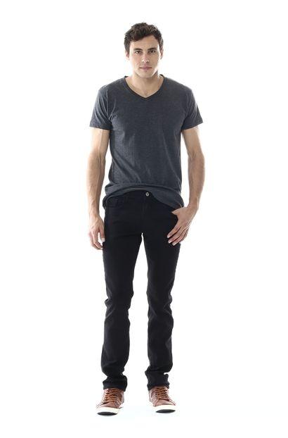 Calça Jeans Masculina Confort - 254519