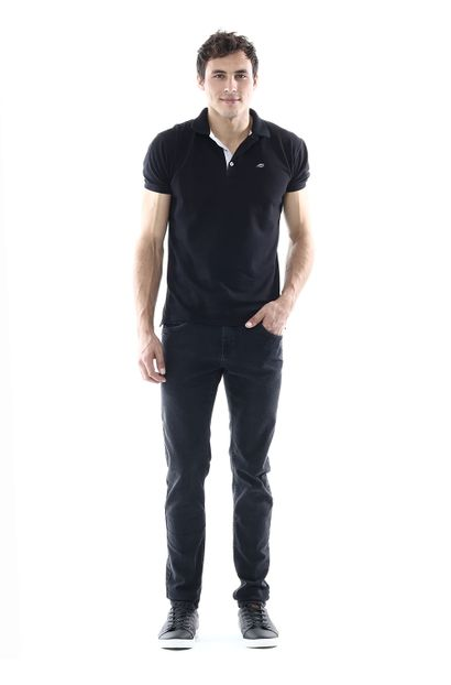Calça Jeans Masculina Skinny - 254328