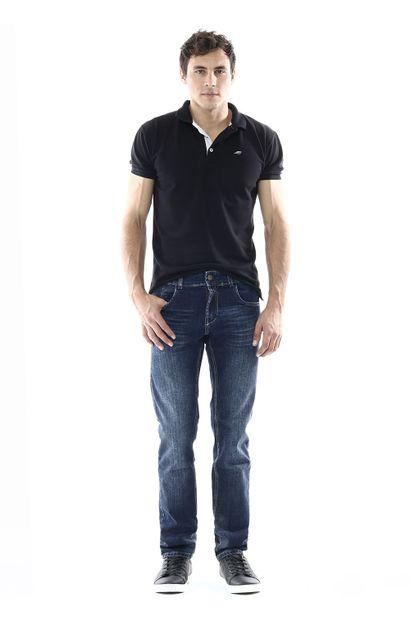 Calça Jeans Masculina Skinny - 252523