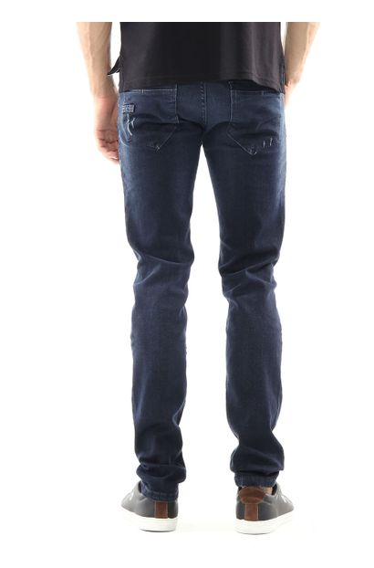 Calça Jeans Masculina Skinny - 253175