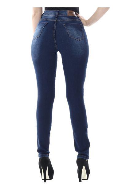 Calça Jeans Feminina Legging - 254407