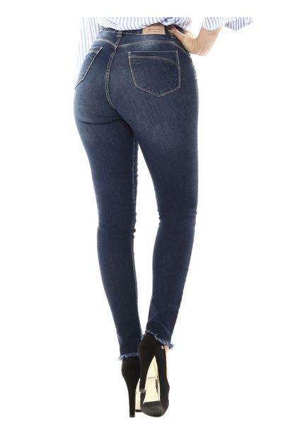 Calça Jeans Feminina Cigarrete - 254119