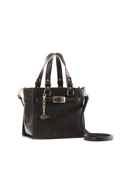 Bolsa Feminina de Mão Quadrada-255072