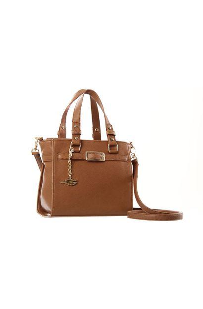 Bolsa Feminina de Mão Quadrada-255075