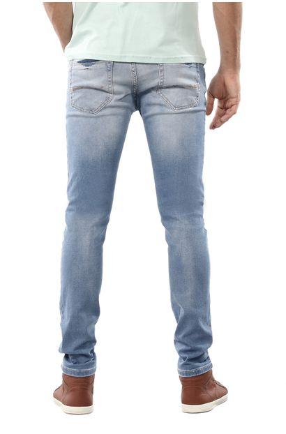 Calça Jeans Masculina Skinny Confort - 250457