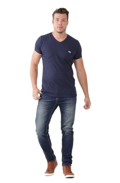 Calça Jeans Masculina Confort Skinny - 250963