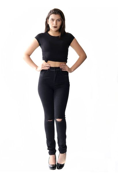 Calça Jeans Feminina Legging Super Lipo - 253812