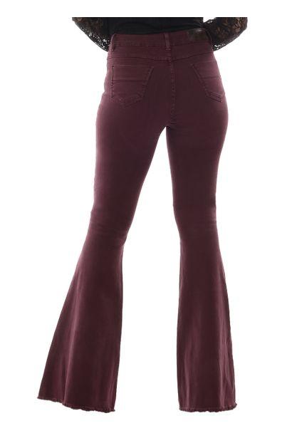 254739_2Calça Jeans Feminina Flare - 254739