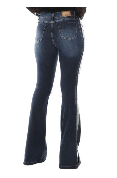 Calça Jeans Feminina Flare - 254784
