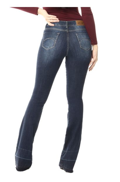 Calça Jeans Feminina Flare - 254479