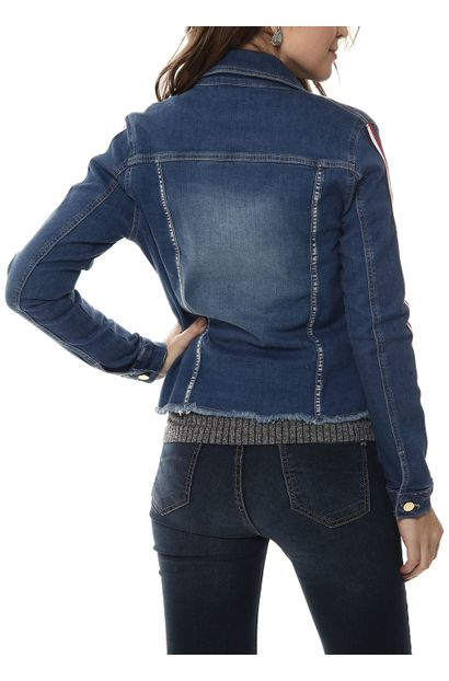 Jaqueta Jeans Feminina - 254968