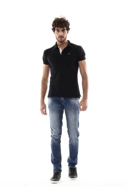 Calça Jeans Masculina Skinny - 254426