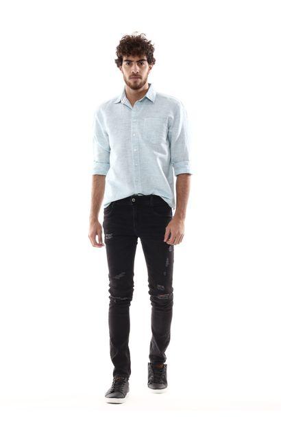 Calça Jeans Masculina Skinny  - 254228