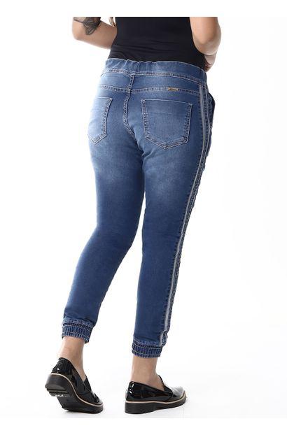 Calça Jeans Feminina Jogging - 254885