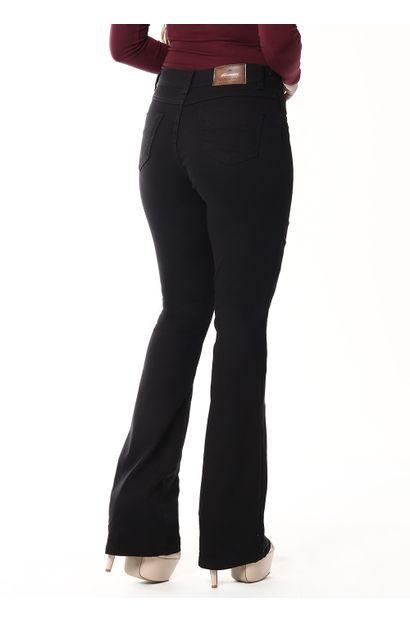 Calça Jeans Feminina Flare Boot Cut - 255252