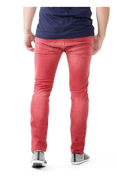 Calça Jeans Masculina Skinny - 251972