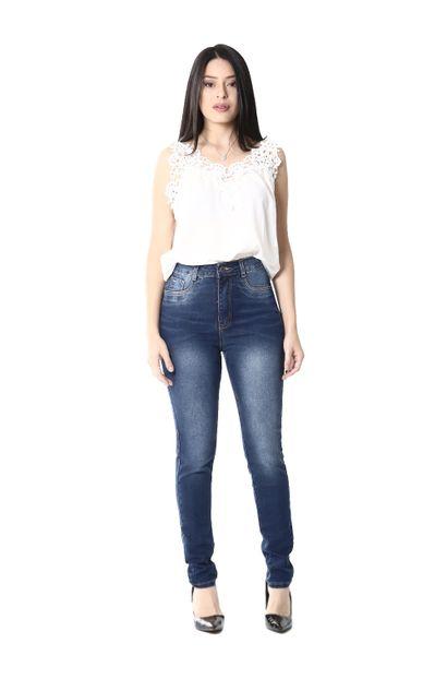 Calça Jeans Feminina Legging Super Lipo - 254188