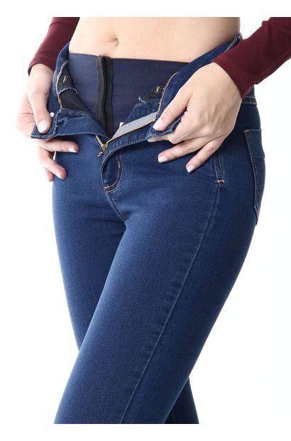 Calça jeans Femenina Legging Super Lipo - 253761