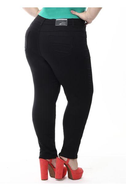Calça Jeans Feminina Legging Plus Size - 255142