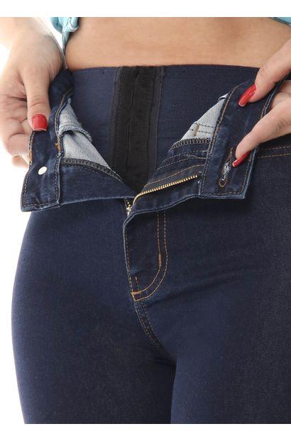 Calça Jeans Feminina Flare Super Lipo - 254804