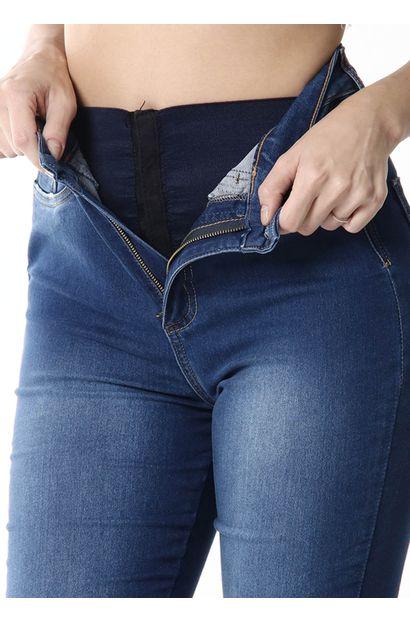 Calça Jeans Feminina Legging Super Lipo - 254024