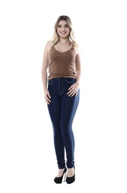 Calça Jeans Feminina Legging Super Lipo - 254432