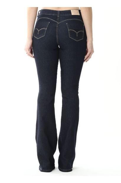 Calça Jeans Feminina Flare - 255230
