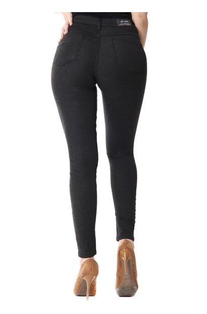 Calça Jeans Feminina Cigarrete Mescla - 255733