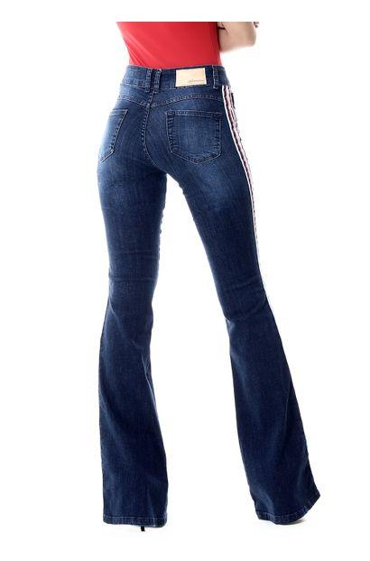 Calça Jeans Feminina Flare - 254999
