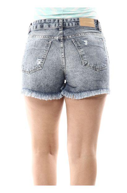 Shorts Jeans Feminino Boyfriend - 255794