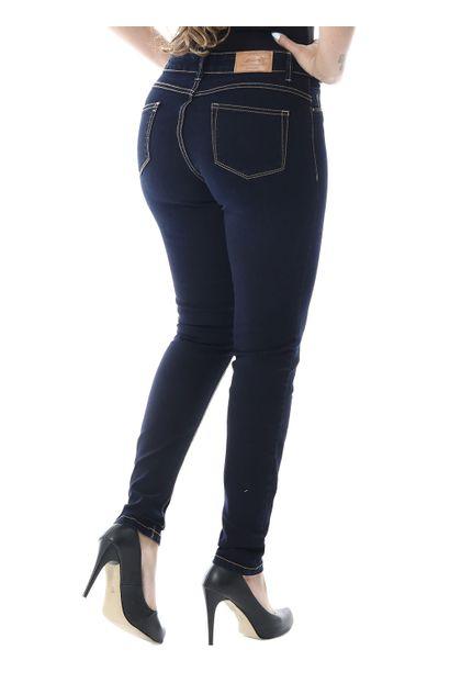 Calça Jeans Feminina Cigarrete Push Up - 256050